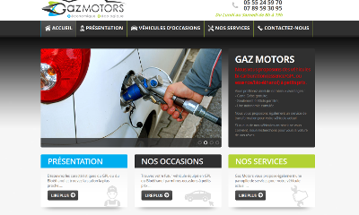Gaz Motors