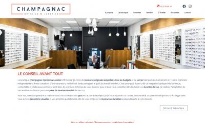 Optique Champagnac